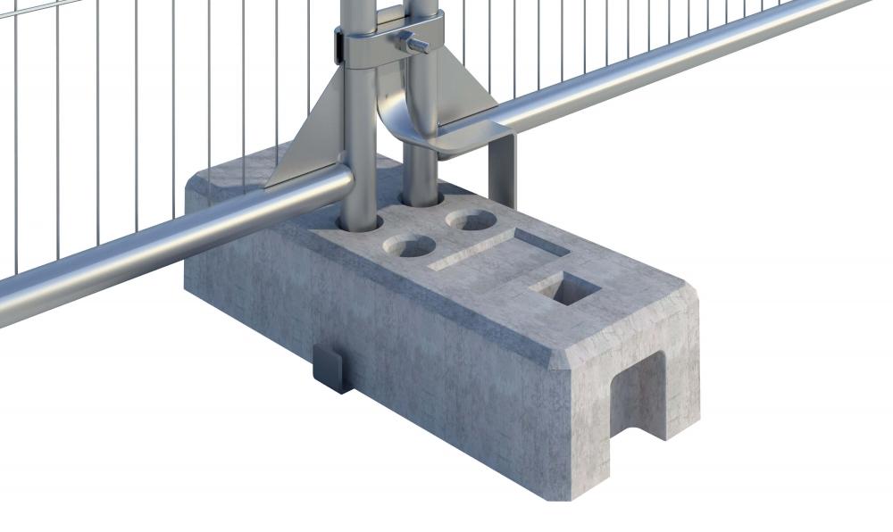 9. Stopa betonowa