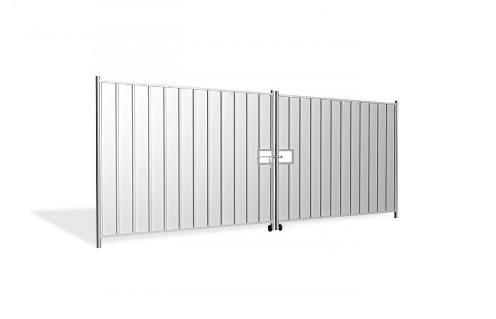 brama tymczasowa peàna_2x230 cm_skos