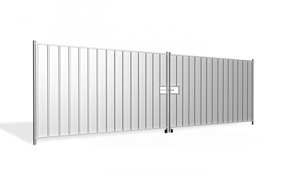 brama tymczasowa peàna_2x290 cm_skos