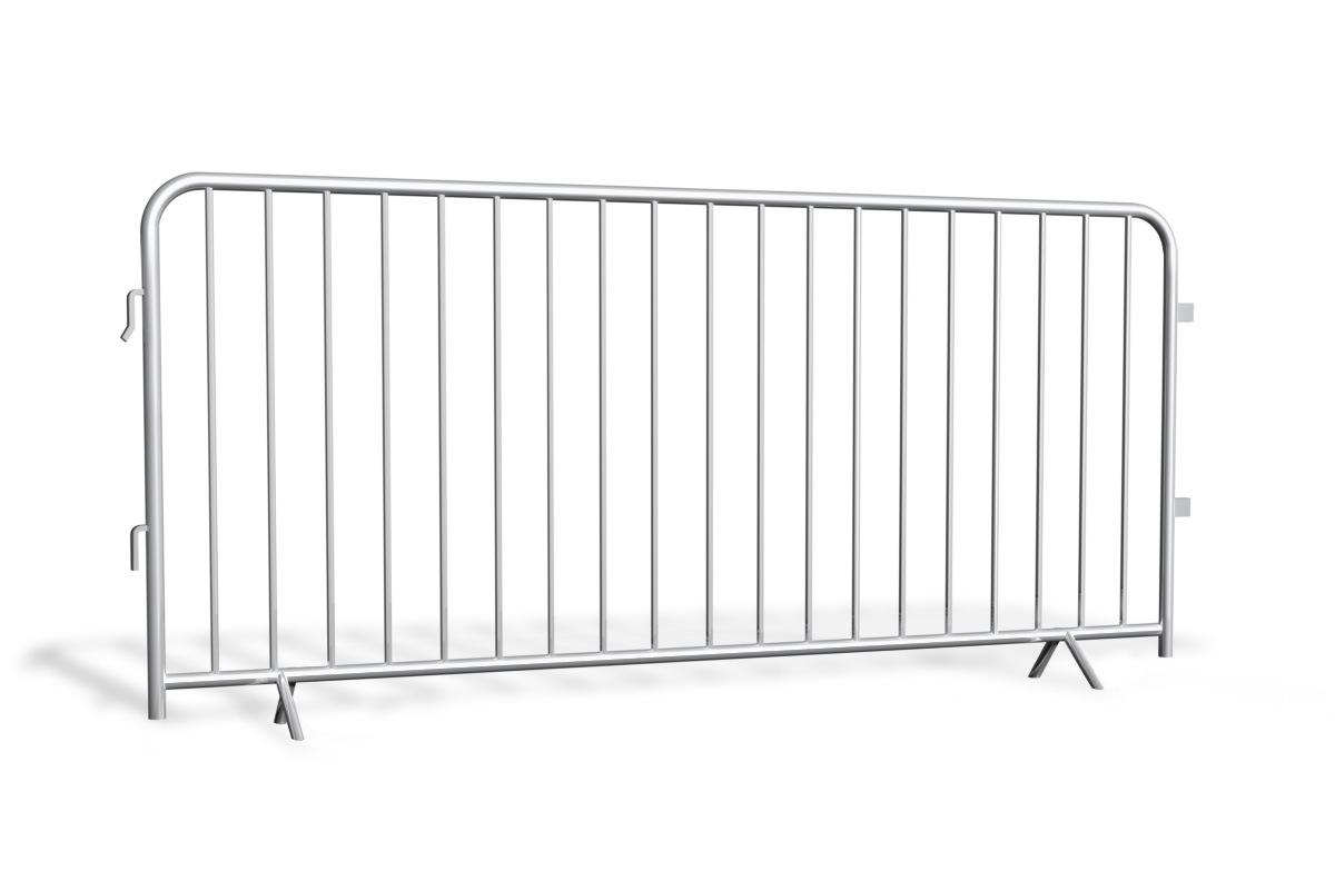 Bariery tymczasowe<br /> typ MSN HDG 2,5 m
