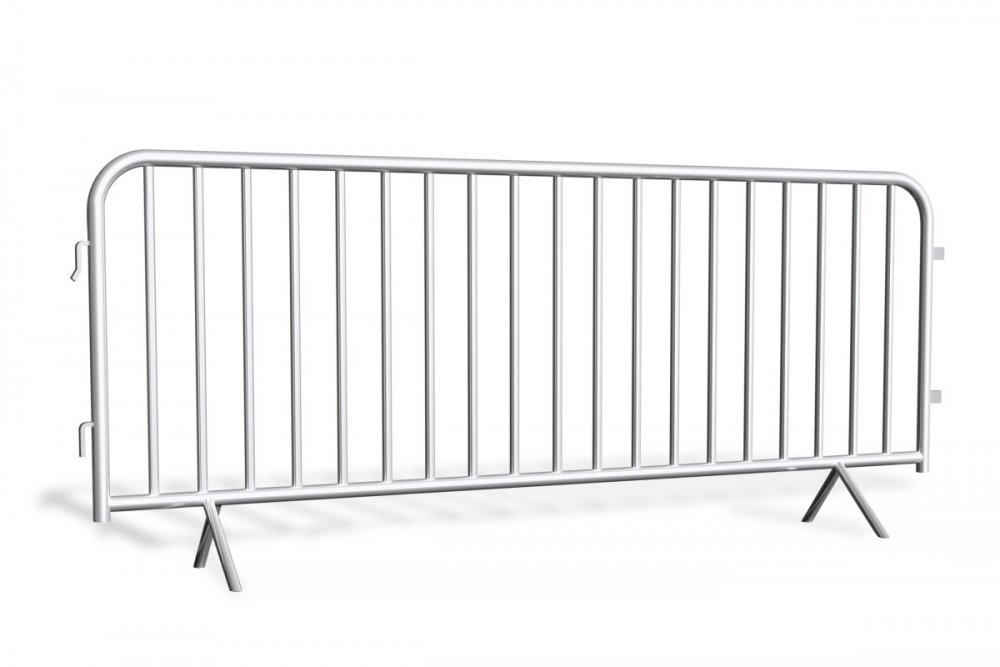 1 BARIERKA TYMCZASOWA (PRZESTAWNA, IMPREZOWA) – LEKKA 250 cm – TYP PROSTY – PREMIUM (OCYNK OGNIOWY)_2 start