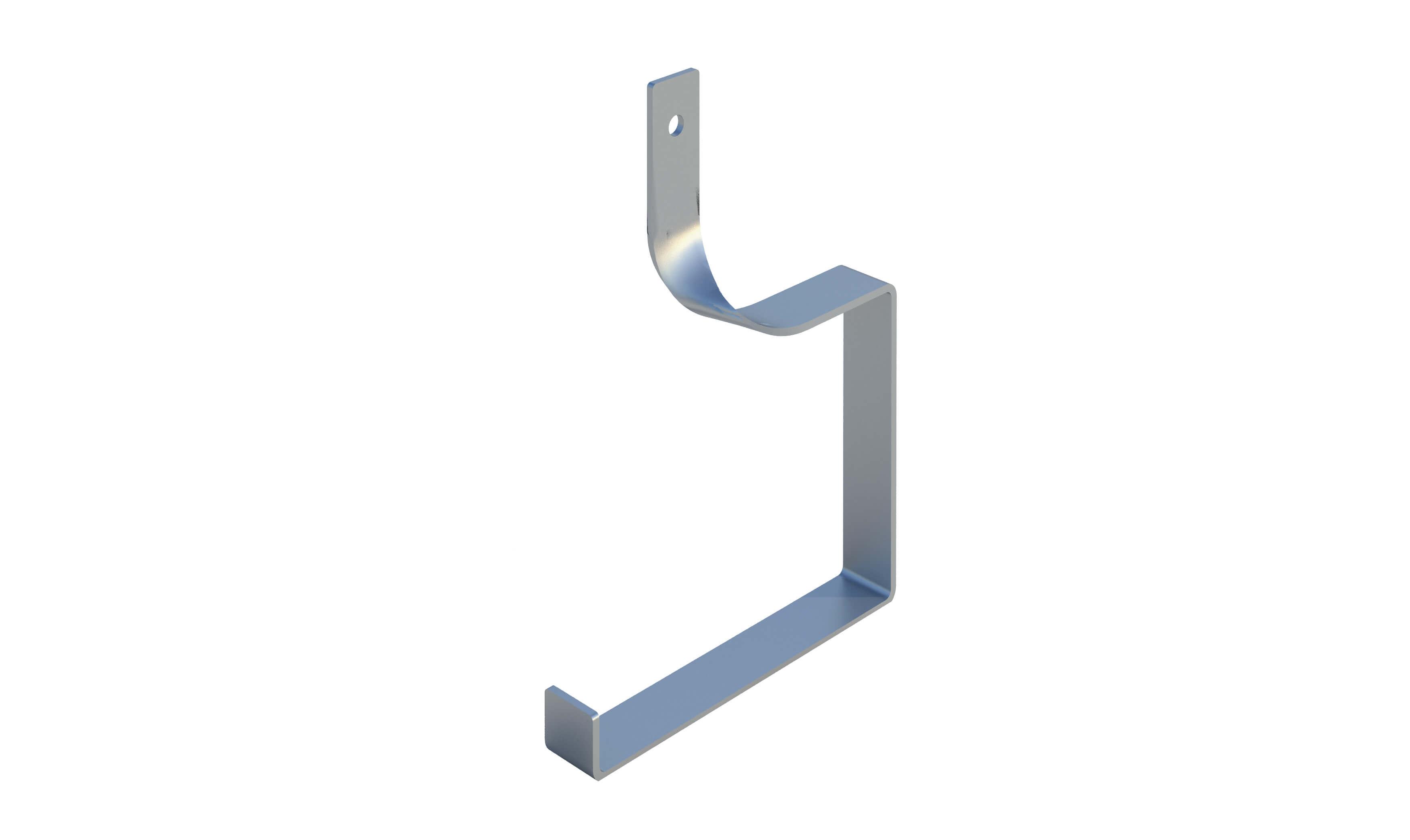 Zabezpieczenie przed wysunięciem przęseł <br /> (do stóp betonowych)